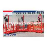 Personalized suspended working platform building gondola cradle swing stage
