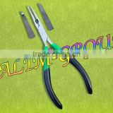 SPLIT RING PLIER 5.5""
