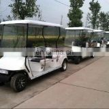 four seat electric golf cart with trunk