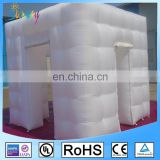 Inflatable Photo Booth, Portable Photo Booth, Inflatable Photo Enclosure With Colour Changing Lights