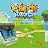 2012 Hot Cry dinosaur candy toys