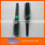 Nylon brush for hair stlying/round hairbrush/curling hair brush