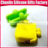 2013 Colorful Fashion Silicone Purse
