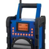 BC-1000DA (Heavy Duty Radio) Worksite Radio