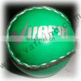 Green Indoor Promotional Kids Hurling ball training hurling Ball