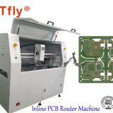 INquiry about PCB De-panel Inline CNC PCB Router Machine,SMTfly-F06