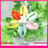 5cm handmade sea shell shoe flower fashion sandal shoe accessories