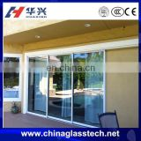 AS2047&CE standard exterior residential automatic sliding door