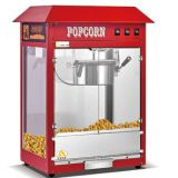 Professional manufacturer automatic control electric operated popcorn machine