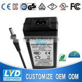 19.5v 24v 9.2a power adapter ac power supply 180W 220w ac/dc desktop adapter with UL CE certification