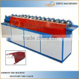 Colored Steel Roller Shuttering Door Roll Forming Machine/rolling slats cold making line