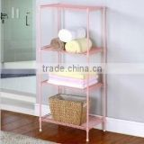 changshu WH wire bathroom storage rack for sale