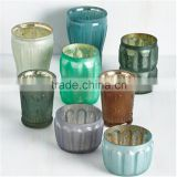 Peaceful and Quiet Votive Candle Holder Set In City Wedding Tableware & Glass Gift