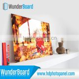 High Definition custom sublimation metal photo prints aluminium plate