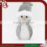 Flashing LED Snowman XMAS Tree Hanging Ornament Christmas Gift Light Up Toy Led Christmas Light