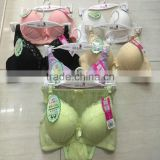 1.93USD Factory Supply Directly Hot High Quality hot sexy girls lovely indian bra panty size/32-36B Cup(gdtz055)