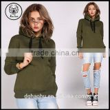 igh quality New Winter Autumn Loose Hooded Jacket Plus Size Thick Velvet Long sleeve Sweatshirt custom wholesale Hoodie