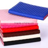Luxury Design Lambskin Leather Case For Apple Ipad air Tablet, for ipad 2 case yoobao, for ipad 5 case