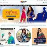 Clothes Ecommerce Store Website Design