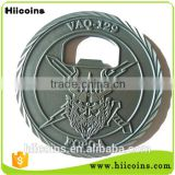 Wholesale metal medal custom hight quality bottle opener medal                                                                                                         Supplier's Choice