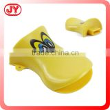 Promotional lovely plastic toy duck whistle with high quality