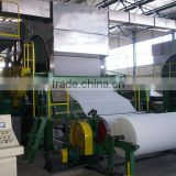Hottest !! High Speed Tissue Paper Making Machine with High Quality and Competitive Price