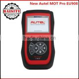 Autel MOT Pro EU908 Multi-Functions Scan Tool EPB for Domestic, Asian & European Vehicles Update Online