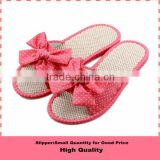 Fashion Girls Stain Slippers