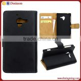 leather flip belt clip holster case cover for motorola moto g 3rd gen