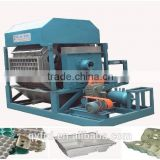Mini egg box/egg carton paper making machinery