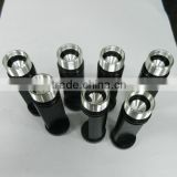quality precision aluminium non-standard hardware CNC process connector valve manufacturer turning