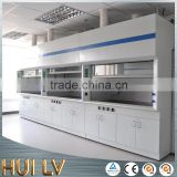Factory direct sale CE certificated stainless steel laboratory equipment furniture fume hood