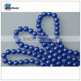 Chinese crystal beads strands wholesale plain round glass beads