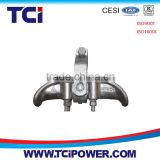 aluminum alloy suspension clamp for electric cable