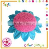 Flower shape cushion inner,comfortable office chair back suppor cushion,sofa cushion foam