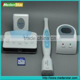connected with wireless model or corded model of intraoral camera dental intra-oral camera / wi-fi intraoral camera CAH02-T01
