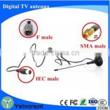 Digital TV antenna 25dBi Best car DVB-T tv Antenna Extension Cable TV Coaxial For TV HDTV