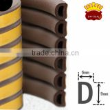 self-adhesive EPDM rubber foam sealing strip for windows and doors seal                                                                         Quality Choice                                                                     Supplier's Choice