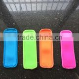 Popsicle holder ice popsicle holders neoprene pop ice sleeves
