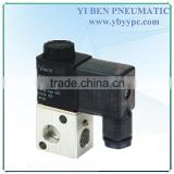 3V1 operated directional Pneumatic control 3 way solenoid valve 24v