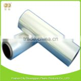Alibaba express top quality for packaging white colored heat shrink wrap film