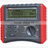 UNI-T UT595 RCD Phase Consequence Loop/Line Impedance Insulation Resistance Earthing Continuity Multifunction Meter Tester