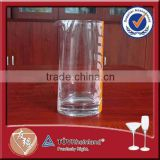 China hand-blown glass wholesale wine decanters 420ml