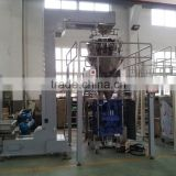 Popular supplier full automatic ce professional manufacturer automatic package packing machine for corn snacks products