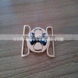 factory wholesale diamante buckle for invitation