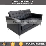 Replica Florence knoll modern design leather sofa