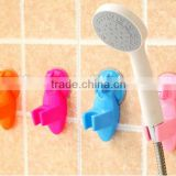 Best selling powerful suction type shower head bracket holder