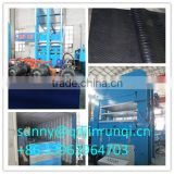 Rubber Bricks And Tiles Making Machines / Rubber Mat Press Machine