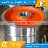 Bridge Crane Trolley Wheels Manufacture