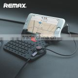 Remax 2 in 1 usb cable car holder phone holder for car
